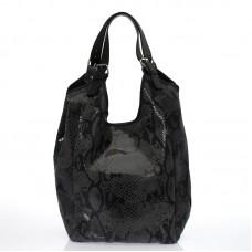 Italská dámská kabelka kožená tmavě modrá navy BR720 20cc772efc6