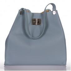ba5c9e5a0879 Italská čtvercová dámská kabelka kožená černá BR504